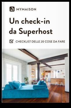copertina checklist superhost airbnb